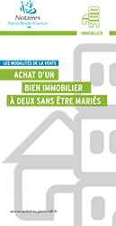 immobilier Achat sans mariage